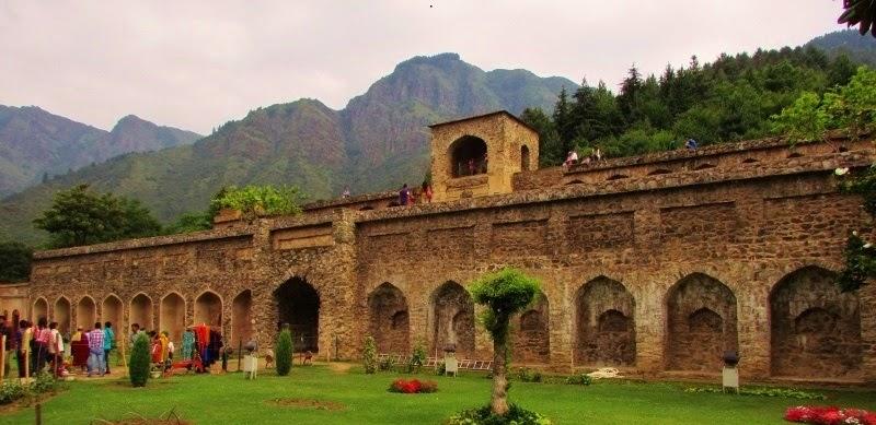 Pari Mahal – Jammu & Kashmir