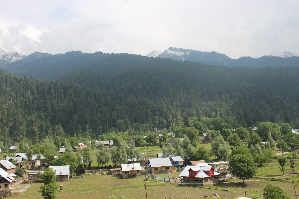 Jammu & Kashmir The Dream of an Adventurer
