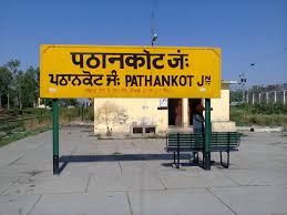 Pathankot in Punjab