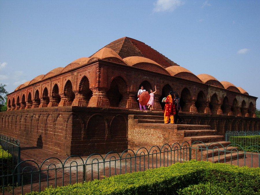 The Sacred City of Bengal