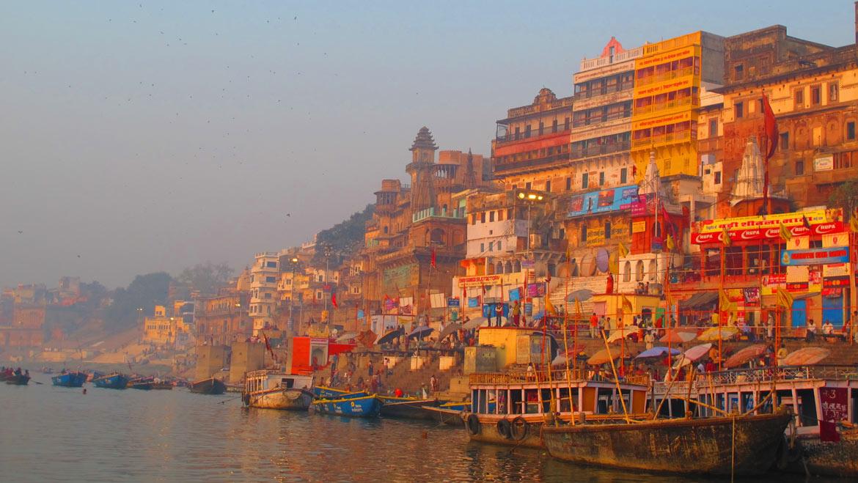 The Holy Varanasi